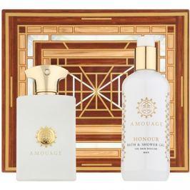 Amouage Honour dárková sada I. parfémovaná voda 100 ml + sprchový gel 300 ml