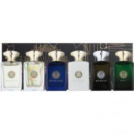 Amouage Miniatures Bottles Collection Men dárková sada III. parfémovaná voda 6 x 7,5 ml
