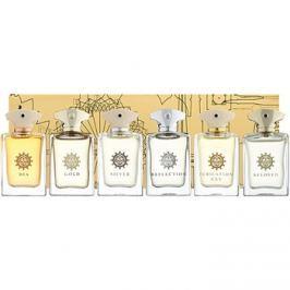 Amouage Miniatures Bottles Collection Men dárková sada II. parfémovaná voda 6 x 7,5 ml