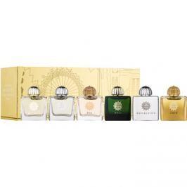 Amouage Miniatures Bottles Collection Women dárková sada IV.  parfémovaná voda 6 x 7,5 ml