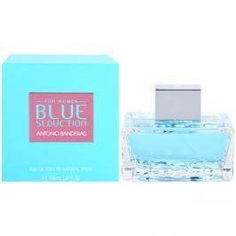 Antonio Banderas Blue Seduction for Women toaletní voda pro ženy 100 ml