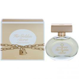 Antonio Banderas Her Golden Secret toaletní voda pro ženy 50 ml