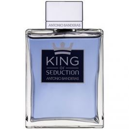 Antonio Banderas King of Seduction toaletní voda pro muže 200 ml