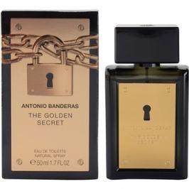 Antonio Banderas The Golden Secret toaletní voda pro muže 50 ml