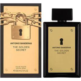 Antonio Banderas The Golden Secret toaletní voda pro muže 200 ml