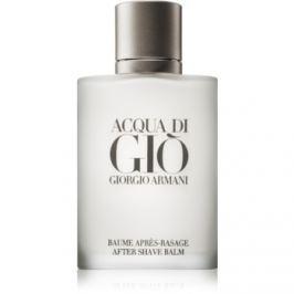 Armani Acqua di Giò Pour Homme balzám po holení pro muže 100 ml