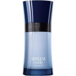 Armani Code Colonia toaletní voda pro muže 50 ml