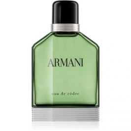 Armani Eau de Cèdre toaletní voda pro muže 50 ml