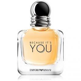 Armani Emporio Because It's You parfémovaná voda pro ženy 50 ml