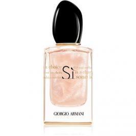 Armani Sì  Nacre Edition parfémovaná voda pro ženy 50 ml limitovaná edice
