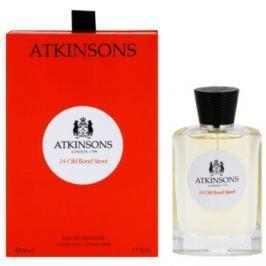 Atkinsons 24 Old Bond Street kolínská voda pro muže 50 ml