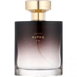 Avon Alpha For Him toaletní voda pro muže 75 ml
