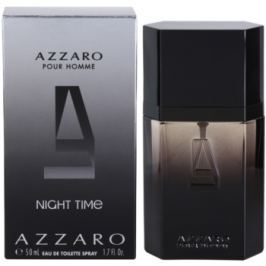 Azzaro Azzaro Pour Homme Night Time toaletní voda pro muže 50 ml