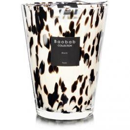 Baobab Black Pearls vonná svíčka 24 cm
