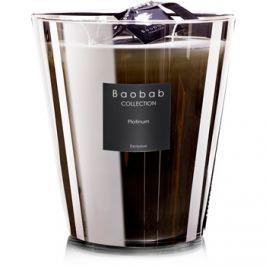 Baobab Les Exclusives Platinum vonná svíčka 16 cm