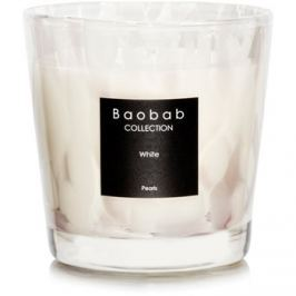 Baobab White Pearls vonná svíčka 6,5 cm