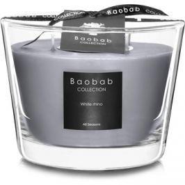 Baobab White Rhino vonná svíčka 10 cm