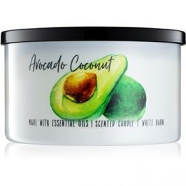 Bath & Body Works Avocado Coconut vonná svíčka 411 g
