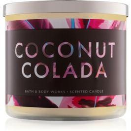 Bath & Body Works Coconut Colada vonná svíčka 411 g