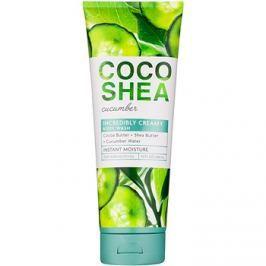 Bath & Body Works Cocoshea Cucumber sprchový gel pro ženy 296 ml