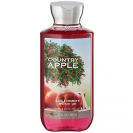 Bath & Body Works Country Apple sprchový gel pro ženy 295 ml