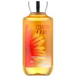 Bath & Body Works Country Chic sprchový gel pro ženy 295 ml
