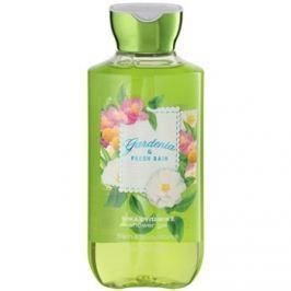 Bath & Body Works Gardenia & Fresh Rain sprchový gel pro ženy 295 ml