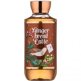 Bath & Body Works Gingerbread Latte sprchový gel pro ženy 295 ml