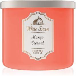 Bath & Body Works Mango Coconut vonná svíčka 411 g
