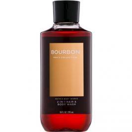 Bath & Body Works Men Bourbon sprchový gel pro muže 295 ml