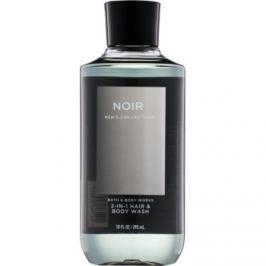 Bath & Body Works Men Noir sprchový gel pro muže 295 ml