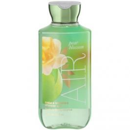 Bath & Body Works Pear Blossom Air sprchový gel pro ženy 295 ml