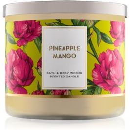 Bath & Body Works Pineapple Mango vonná svíčka 411 g