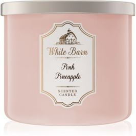 Bath & Body Works Pink Pineapple vonná svíčka 411 g
