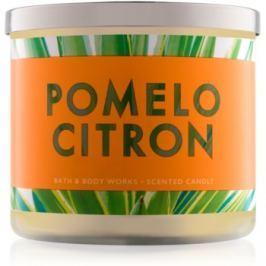 Bath & Body Works Pomelo Citron vonná svíčka 411 g