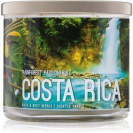 Bath & Body Works Rainforest Passionfruit vonná svíčka 411 g  Costa Rica