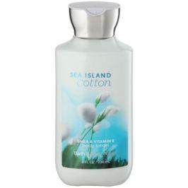 Bath & Body Works Sea Island Cotton tělové mléko pro ženy 236 ml