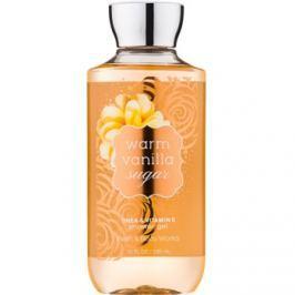 Bath & Body Works Warm Vanilla Sugar sprchový gel pro ženy 295 ml