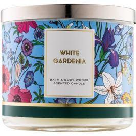 Bath & Body Works White Gardenia vonná svíčka 411 g
