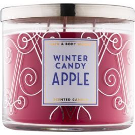 Bath & Body Works Winter Candy Apple vonná svíčka 411 g