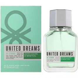 Benetton United Dream Be Strong toaletní voda pro muže 100 ml