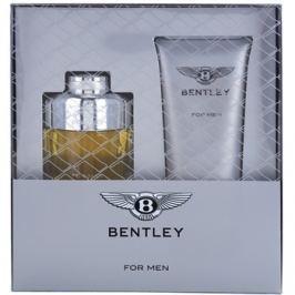 Bentley Bentley for Men dárková sada I. toaletní voda 100 ml + sprchový gel 200 ml