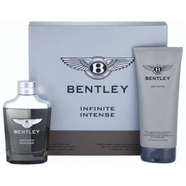 Bentley Infinite Intense dárková sada I. parfémovaná voda 100 ml + sprchový gel 200 ml