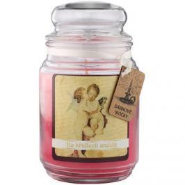 Bohemia Gifts & Cosmetics Na Křídlech Andělů vonná svíčka 510 g