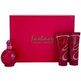 Britney Spears Fantasy dárková sada II. parfémovaná voda 100 ml + tělový krém 100 ml + sprchový gel 100 ml