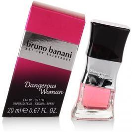 Bruno Banani Dangerous Woman toaletní voda pro ženy 20 ml