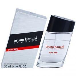 Bruno Banani Pure Man toaletní voda pro muže 50 ml