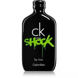 Calvin Klein CK One Shock toaletní voda pro muže 200 ml