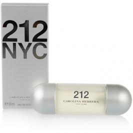 Carolina Herrera 212 NYC toaletní voda pro ženy 30 ml