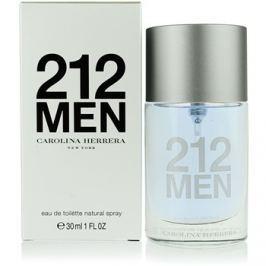 Carolina Herrera 212 NYC Men toaletní voda pro muže 30 ml